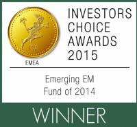 Emerging EM Fund of 2014 low